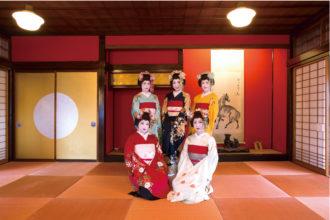 Sakata Maiko Dance Performance3