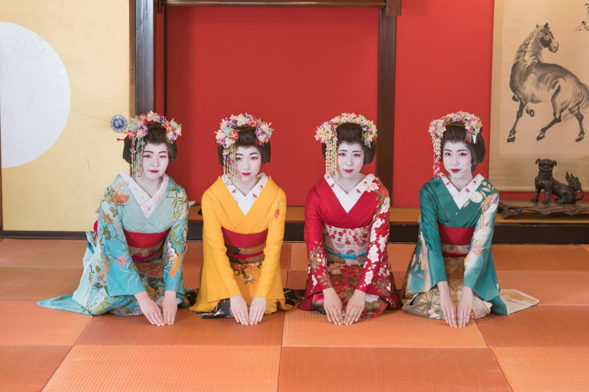 Sakata Maiko Dance Performance1