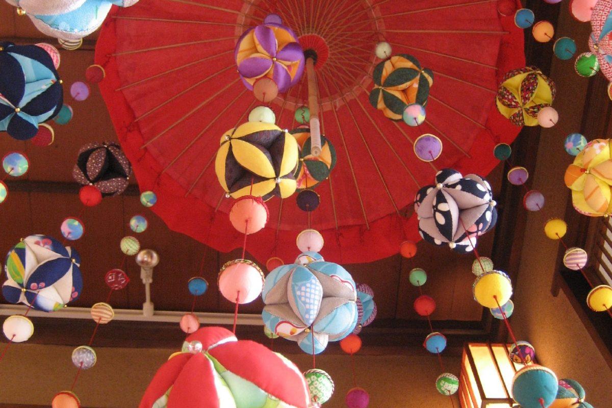 Making a Kasafuku Ornament1