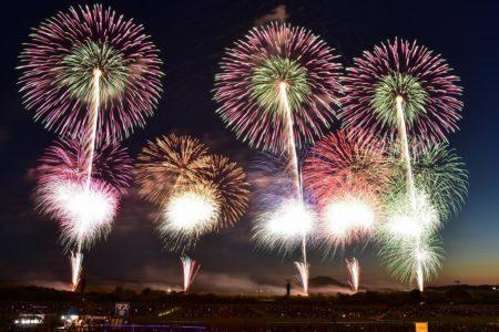 Sakata Fireworks